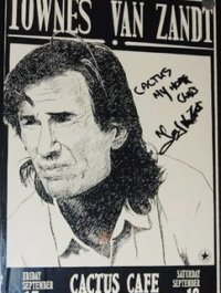 """Cactus - My Home Club"" Townes Van Zandt"